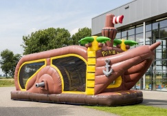 wholesale Pirate Mini run Obstacle Course suppliers