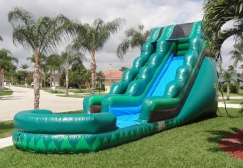 wholesale Amazon Falls Water Slide suppliers