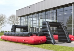 wholesale Human Football Inflatable Game suppliers