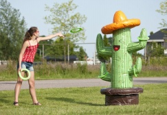 wholesale  Inflatable Cactus Ring Toss suppliers