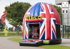 Custom UK Inflatable Disco Dome suppliers