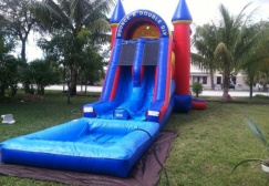 wholesale Inflatable Royal Castle Combo suppliers