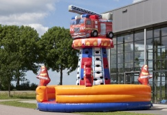 Inflatable Fire Truck Climbing Tower Suppliers