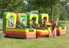 wholesale Inflatable Pirate Carnival games suppliers