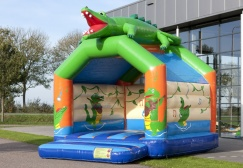 wholesale Regular Crocodile Bounce House suppliers