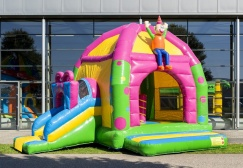 wholesale Party Multifun Inflatable Bouncy Combo suppliers