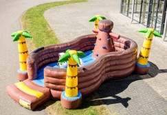 Pirate jungle inflatable Play Island Suppliers