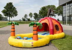 wholesale Inflatable Pirate Theme Play Area suppliers