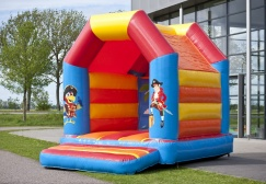wholesale Medium Inflatable Pirate Moonwalk suppliers