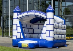wholesale Inflatable Mini Camelot Castle with roof suppliers