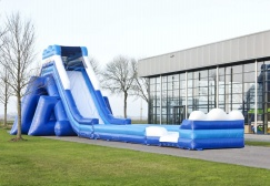 30m Small Monster Inflatable Mega Slide Suppliers