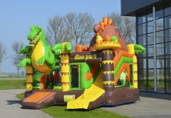wholesale Dinoworld Combo Inflatables suppliers