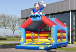 wholesale Pirate Super bouncy castles suppliers