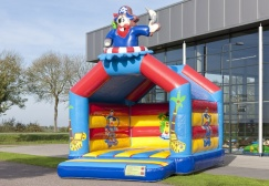 wholesale Regular New pirate Captain Bounce House suppliers