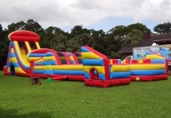 wholesale Radical Run Obstacle Course suppliers