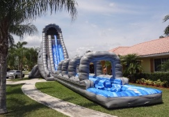 wholesale Twister Straight Water Slide suppliers