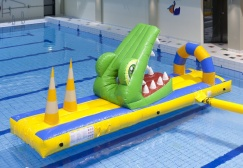 wholesale Alligator Inflatable Pool Game suppliers