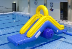 wholesale Inflatable Floating Slide suppliers