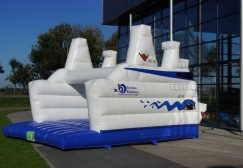 wholesale Themed Cruises Bouncy Castle suppliers