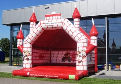 wholesale Huge Adult inflatable jumper Castle suppliers