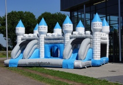 wholesale Bouncy Castle With Slide suppliers