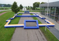 wholesale Inflatable Soccer Football Field suppliers