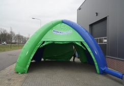wholesale Inflatable Spider Tent With Detachable Wall suppliers
