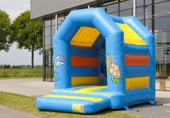 wholesale Medium Seaworld Inflatable Castle Jumpers suppliers