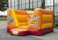 wholesale Inflatable Mini circus bounce house suppliers