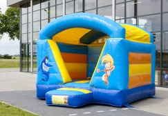 wholesale Inflatable mini seaworld jumping castle suppliers