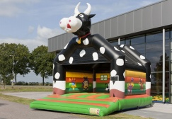 wholesale New large cow Bounce Houses suppliers