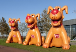 wholesale Huge Custom Inflatable Dogs suppliers