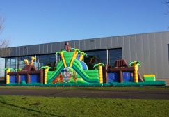 wholesale Largest Jungle Obstacle Course For Adult suppliers