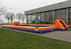 Wholesale Inflatable Soccer School Pitch Suppliers