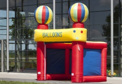 wholesale Mini Inflatable Balloon Stand Entrance suppliers