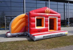 wholesale Fire Department Theme Bouncer suppliers