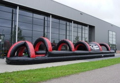 wholesale Mooiweer Inflatable Belly Slide suppliers
