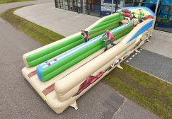 wholesale Western Theme Bungee Run suppliers