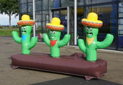 wholesale Inflatable Cactus Ring Toss Game suppliers