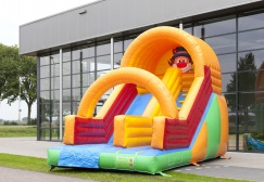 wholesale Small Inflatable Clown slide suppliers