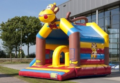 Wholesale Monkey Combo Inflatable For Sale Suppliers