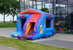 wholesale Inflatable Mystery House Bouncy Combo suppliers