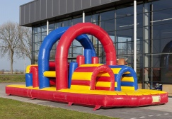 wholesale 9m inflatable race course suppliers