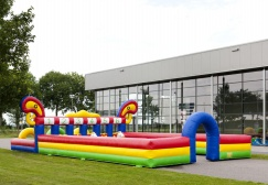 wholesale Inflatable Racecourse Horse Derby Game suppliers