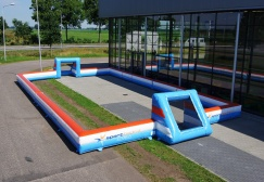 wholesale Inflatable Football Arena Court suppliers