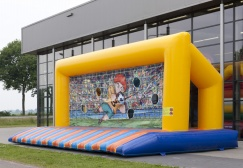 Inflatable Soccer Goal Mat Suppliers