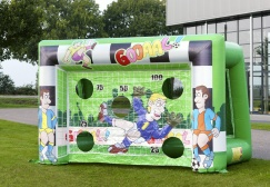 wholesale Indoor Inflatable Soccer Goal suppliers