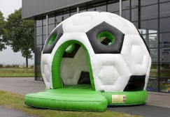 wholesale regular soccer Inflatable Castle Bouncy suppliers