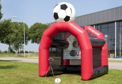 Inflatable Football Speed Shooting game