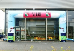 wholesale Inflatable Start and Finish Sport Arch suppliers